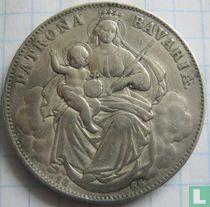 Beieren 1 thaler 1866