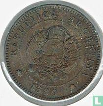 Argentina 1 centavo 1889