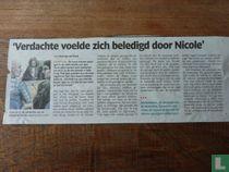 Verdachte voelde zich beledigd dood Nicole