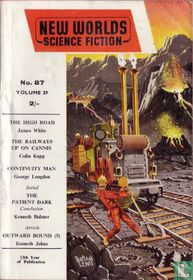 New Worlds Science Fiction [GBR] 87