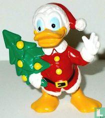 Donald Duck Kerstman