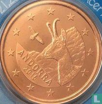 Andorra 5 cent 2016