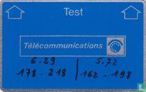 Test PTT Télécommunications