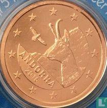 Andorra 2 cent 2016