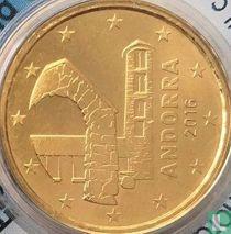 Andorra 10 cent 2016