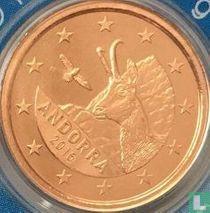 Andorra 1 cent 2016