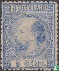 King Willem III (13¼ x 14)