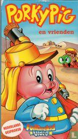 Porky Pig en vrienden