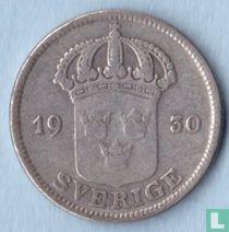 Schweden 50 Öre 1930