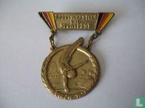 Deutsches Turn und Sportfest Leipzig 1956