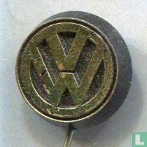 VW (goud op zwart)