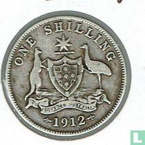 Australien 1 Shilling 1912