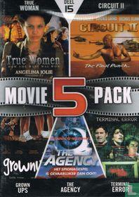 Movie 5 Pack 15