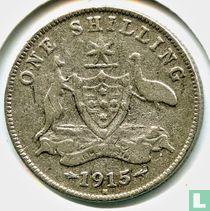 Australien 1 Shilling 1915