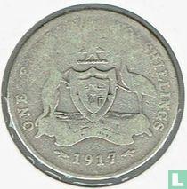 Australien 1 Florin 1917