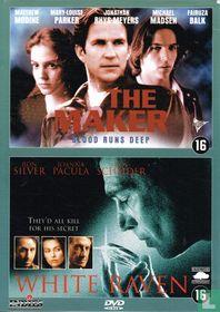The Maker + White Raven