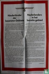 Niederländer der besetzten Gebiete/Nederlanders in het bezette gebied