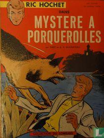 Mystère à Porquerolles