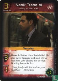 Nasir Trabelsi - Martyr to the Cause