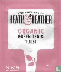 Green Tea & Tulsi