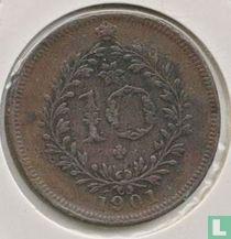 Azores 10 réis 1901