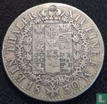 Pruisen 1 thaler 1830 (A)