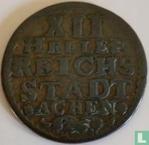 Aachen 12 heller 1760 (MR)