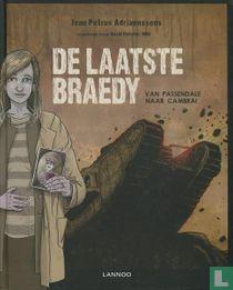 De laatste Braedy - Van Passendale naar Cambrai