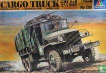 Cargo Truck GMC 6x6 2 1/2 ton