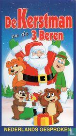De kerstman en de drie beren