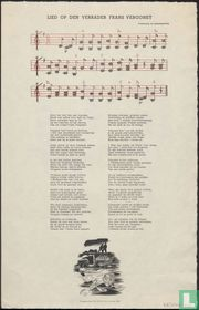 Lied op den verrader Frans Vergonet
