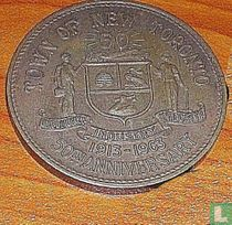 Canada  Town of New Toronto - 50th Anniversary  1913-1963