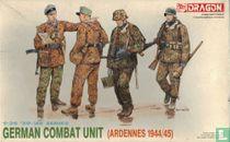 German combat unit (Ardennes 1944/45)