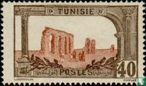 Zaghouan Romeins aquaduct