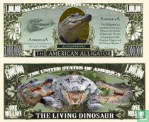 Alligator bill