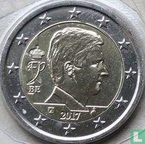 Belgium 2 euro 2017