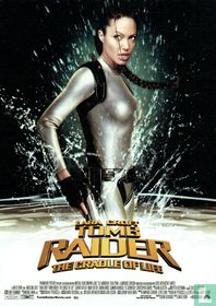 Tomb Raider 2 One sheet