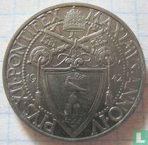 Vaticaan 1 lira 1942
