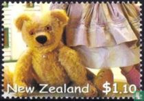 Teddy bears and dolls for sale