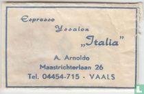 """Espresso Yssalon """"Italia"""""""