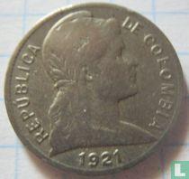Colombia 2 centavos 1921