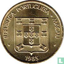 Macau 20 avos 1985