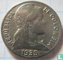 Colombia 2 centavos 1935