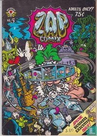 Zap Comix 5