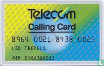 Telecom Calling Card