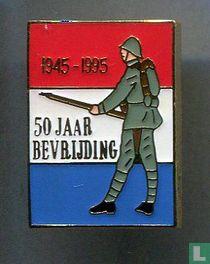 1945 - 1995 50 jaar Bevrijding