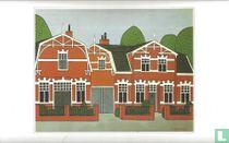 Oude Marechaussee-kazerne te Glanerbrug, 1973