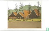 Boerderij in de omgeving van Ootmarsum, 1977