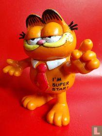 Garfield... I'm super star !
