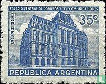 Hoofdpostkantoor Buenos-Aires